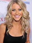 Perruque synthétique lace front charmante de coiffure julianne hough