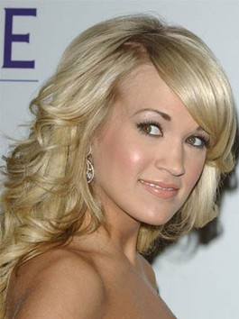 Perruque belle de style sexy carrie underwood