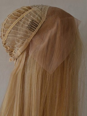 Perruque comfortable lace front avec boucles etonnante - Photo 3