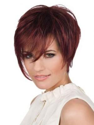 Perruque courte cheveux naturels lace front